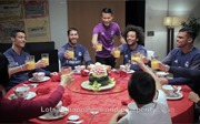 Cristiano Ronaldo học chúc mừng năm mới tiếng Trung Quốc để chiều fan