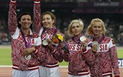 Thêm VĐV Nga bị tước huy chương Olympic vì doping