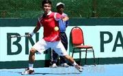Nguyễn Hoàng Thiên thất bại ngay trận đầu tiên giải Davis Cup 2017