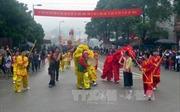 Hàng vạn đồng bào các dân tộc tham dự Lễ hội Lồng Tông