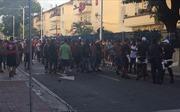 Một người chết trong vụ CĐV xô xát tại Rio de Janeiro