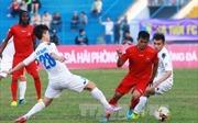 V.League 2017 : Hải Phòng chia điểm trên sân nhà