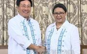 Việt Nam và Indonesia nhất trí phát triển hơn nữa quan hệ song phương