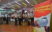 Cơ hội trở thành tiếp viên hàng không Vietjet