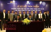 TP Hà Nội phối hợp với Vietnam Airlines quảng bá du lịch thành phố