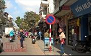 Quận Hoàn Kiếm (Hà Nội) mạnh tay với vi phạm lấn chiếm vỉa hè