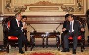 TP Hồ Chí Minh tạo điều kiện tốt nhất cho các doanh nghiệp Anh