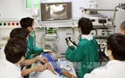 Gặp mặt lãnh đạo các bệnh viện, bác sĩ đầu ngành y tế Hà Nội