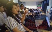 300 sinh viên tham gia Ngày hội nghề nghiệp tại TP Hồ Chí Minh