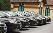 Bộ Tài chính khuyến khích mở rộng khoán kinh phí xe công