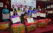 Đại hội Phụ nữ XII: Vượt lên khuyết tật trở thành giám đốc