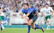 Cầu thủ bóng bầu dục gốc Việt được gọi trở lại đội tuyển quốc gia Pháp