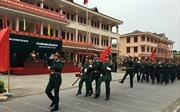 Lực lượng vũ trang quân sự tỉnh Lạng Sơn đón nhận Huân chương Bảo vệ Tổ quốc