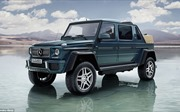 Hé lộ hình ảnh chiếc SUV 'đắt nhất thế giới' của Mercedes