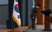 Toàn cảnh 5 tháng bê bối chính trị rúng động Hàn Quốc
