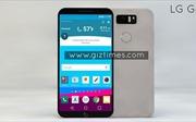 Smartphone G6 của LG chuẩn bị 'trình làng' ở Mỹ