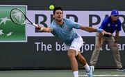 Djokovic bị fan nhí đánh cho 'hết hồn'