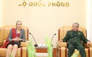 Nội dung gìn giữ hòa bình LHQ là ưu tiên trong hợp tác quốc phòng Việt Nam- Hà Lan