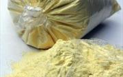 """""""Hô biến"""" bột màu không rõ nguồn gốc thành thực phẩm chức năng để giảm cân"""