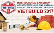 Triển lãm Vietbuild Hà Nội 2017 thu hút 450 doanh nghiệp trong và ngoài nước tham gia