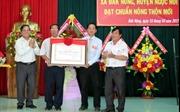 Đăk Nông - xã vùng biên đầu tiên của Kon Tum đạt chuẩn nông thôn mới