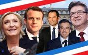Mùa bầu cử nhiều biến động của nước Pháp
