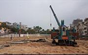 Dự án nhà phố thương mại cam kết đảm bảo tiến độ thi công