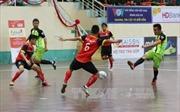 Khởi tranh Giải vô địch quốc gia Futsal HDBank 2017