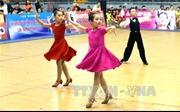 Giải Khiêu vũ thể thao cúp Phú Thọ mở rộng lần thứ Nhất