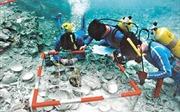 Trung Quốc phát hiện kho báu lớn dưới đáy sông