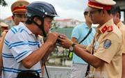 Không cho cảnh sát đo nồng độ cồn, bị phạt như thế nào?
