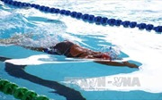 Khai mạc Giải Bơi - Lặn vô địch quốc gia bể 25 m