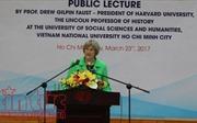 Đại học Harvard muốn hợp tác nghiên cứu văn hóa Việt Nam