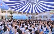 30 trường tiểu học tham gia chương trình 'Mizuiku - Em yêu nước sạch'