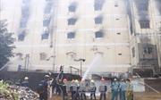 Tập trung khắc phục hậu quả vụ cháy tại Công ty Kwong Lung - Meko