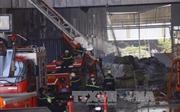 Cháy ở Trà Nóc: Tiềm ẩn nguy cơ ngọn lửa bùng phát trở lại