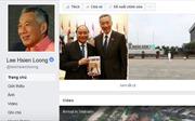 Thủ tướng Singapore đăng video chuyến thăm Việt Nam trên nhạc nền 'Lý ngựa ô' lên Facebook