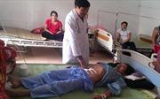 Bệnh viện huyện mổ lấy khối u khổng lồ cho bệnh nhân 62 tuổi