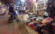 Vỉa hè TP Hồ Chí Minh sáng thông thoáng, tối lại nhếch nhác