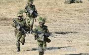 Nhật Bản thúc đẩy thành lập lực lượng lính thủy đánh bộ