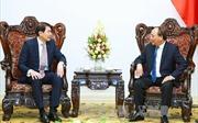 Thủ tướng tiếp Chủ tịch Tập đoàn CapitaLand (Singapore)