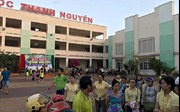 Công an Bình Thuận lên tiếng về vụ dùng súng và còng tay chủ trường Thanh Nguyên