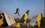 Trung Quốc diễn tập bắn đạn thật gần biên giới với Myanmar