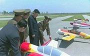Triều Tiên sở hữu 1.000 UAV có thể tấn công vũ khí hóa học, sinh học?