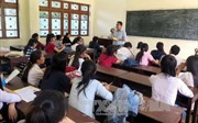 Vụ sai sót đề thi học sinh giỏi ở Bình Thuận không ảnh hưởng kết quả kỳ thi