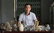 Kho cổ vật dưới đáy sông Lục Nam