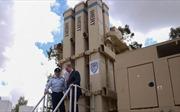 Israel phiên chế hệ thống phòng thủ tên lửa mới