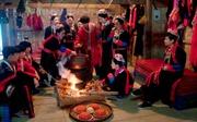Tháng 'Sắc màu các dân tộc Việt Nam' tại Làng văn hóa