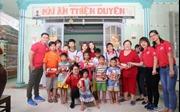 Địa ốc Kim Phát tiếp nối hành trình 'Chia sẻ yêu thương'