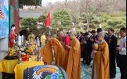 Đại lễ cầu siêu tại Hàn Quốc tưởng niệm các liệt sỹ Gạc Ma